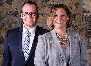 Brandon O'Donnell & Michelle L. Sommer